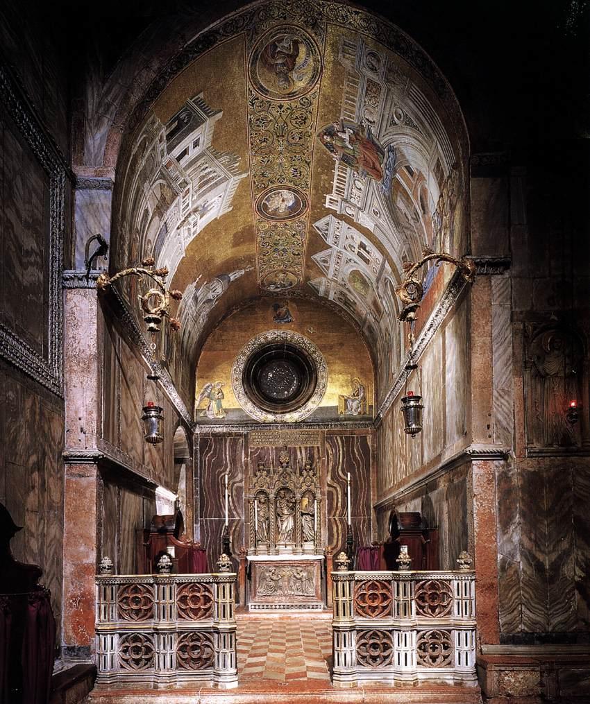 Cappella Nova Mascoli Chapel 183 Fifteenth Century Italian Art